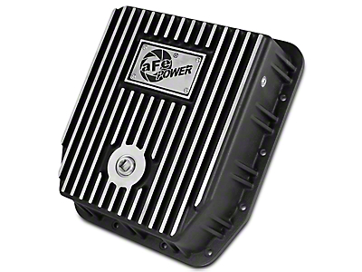 AFE Transmission Pan - Black (97-05 w/ 4R70W Transmission)