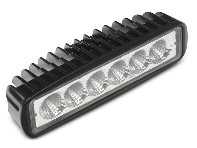 Raxiom 6 in. Slim 6-LED Off-Road Light - Flood Beam