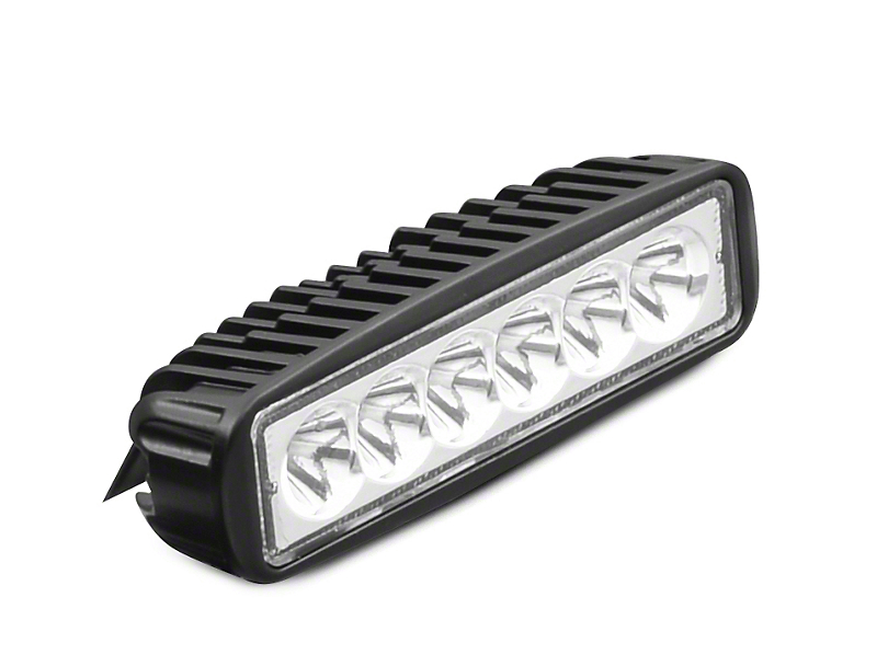 Raxiom 6 in. Slim 6-LED Off-Road Light - Spot Beam