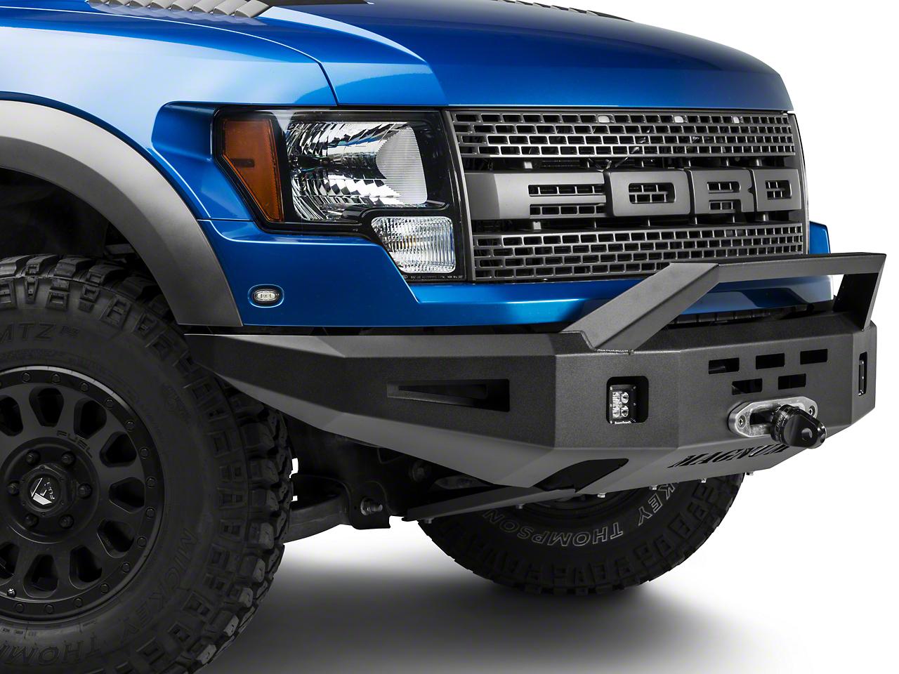 ICI Magnum RT Series Front Winch Bumper (10-14 Raptor)