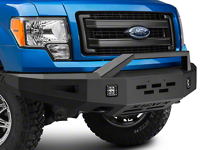 ICI Magnum RT Series Front Non-Winch Bumper (09-14 F-150, Excluding Raptor)