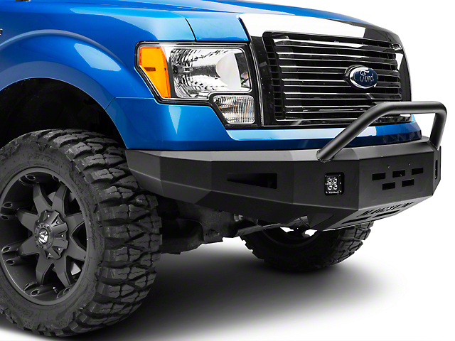 ICI Magnum PR Series Front Non-Winch Bumper (09-14 All, Excluding Raptor)
