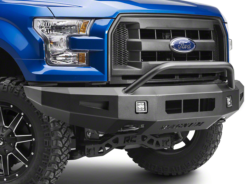 ICI Magnum PR Series Front Non-Winch Bumper (15-17 All, Excluding Raptor)