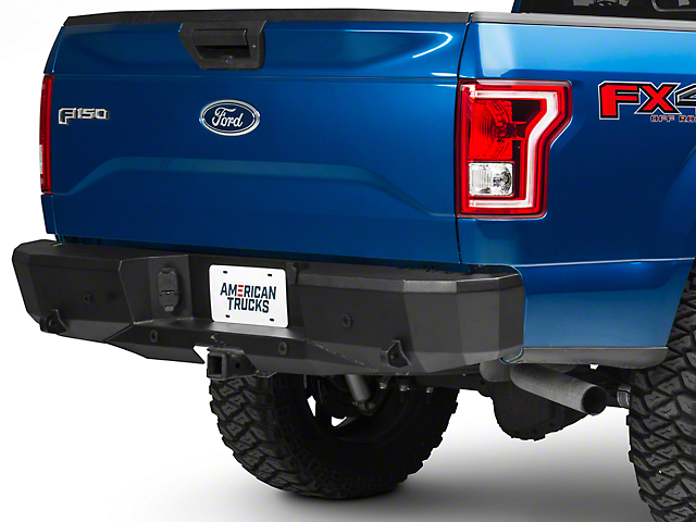 ICI Magnum Rear Bumper (15-18 All, Excluding Raptor)