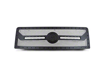 ICI Magnum BL-Series Upper Replacement Grille w/ 12 in. LED Light Bars - Black (10-14 Raptor)