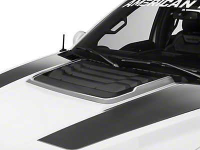 ACC Polished Hood Vent Trim (17-19 F-150 Raptor)