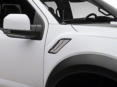 ACC Polished Side Vent Trim (17-18 Raptor)