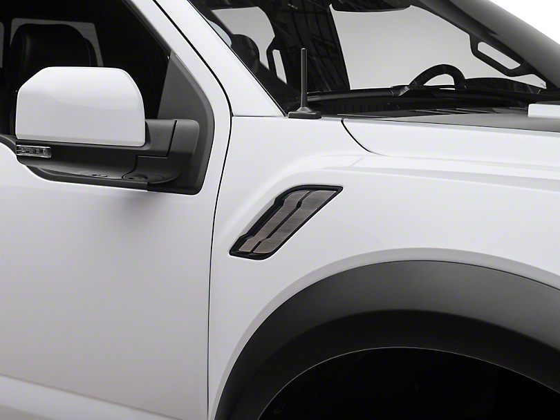 ACC Brushed Side Vent Trim (17-18 Raptor)