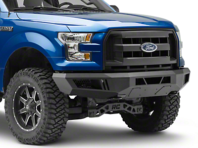 Black Horse Off Road Armour Front HD Bumper (15-17 All, Excluding Raptor)
