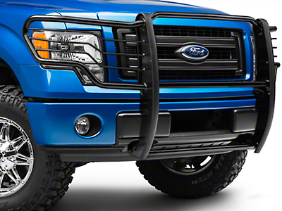 Black Horse Off Road Grille Guard - Black (09-14 All, Excluding Raptor)