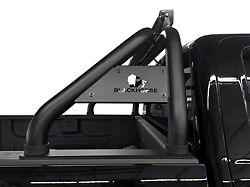 Classic Roll Bar; Black (09-22 F-150 Styleside)