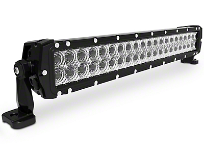 Black Horse Off Road 20 in. G-Series LED Light Bar - Flood/Spot Combo (97-17 All)