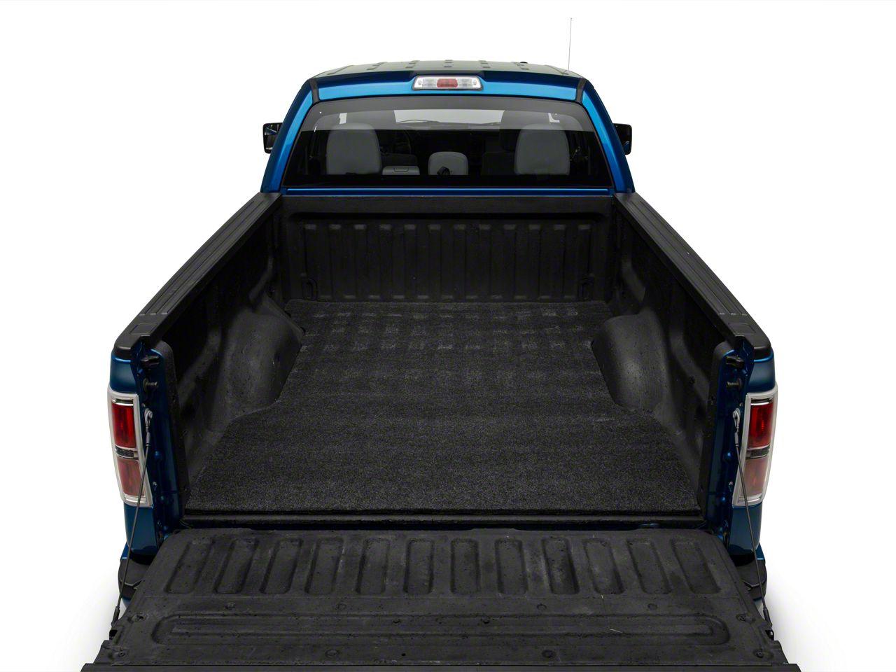 BedRug Bed Mat (04-14 F-150 w/ 6.5 ft. Bed & w/ Factory Drop-In Bed Liner)
