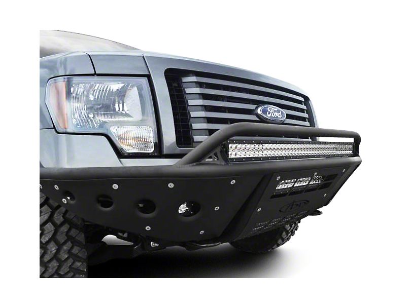 Addictive Desert Designs Stealth Front Bumper w/ Winch Mount (04-08 F-150)