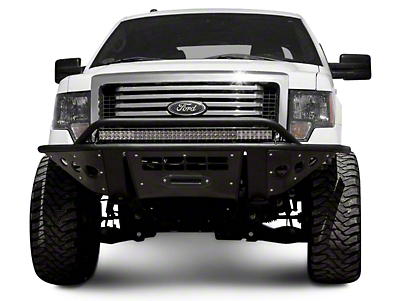 Addictive Desert Designs Stealth Front Bumper w/ Winch Mount (09-14 All, Excluding EcoBoost & Raptor)