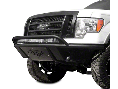 Addictive Desert Designs ADD Lite Front Bumper w/ Top Hoop (09-14 All, Excluding EcoBoost & Raptor)