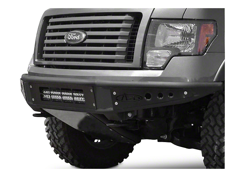 Addictive Desert Designs Venom Front Bumper w/ Intercooler Vents (09-14 F-150, Excluding Raptor)