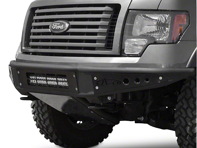 Addictive Desert Designs Venom Front Bumper w/ Intercooler Vents (09-14 All, Excluding Raptor)