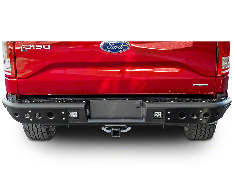 Addictive Desert Designs Venom Rear Bumper (15-18 All, Excluding Raptor)