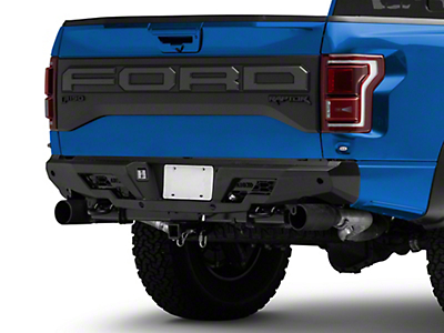 Addictive Desert Designs Stealth Fighter Rear Bumper (17-18 Raptor)