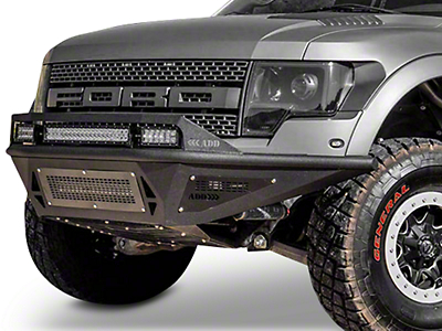 Addictive Desert Designs Stealth Fighter Front Bumper (10-14 Raptor)