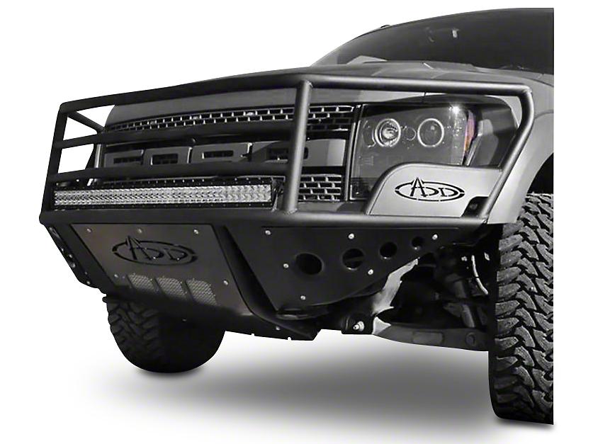 Addictive Desert Designs Rancher Front Bumper w/o Side Panels (10-14 Raptor)