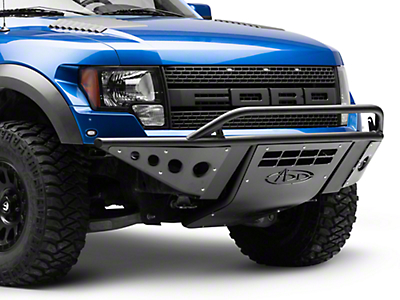 Addictive Desert Designs Stealth Front Bumper w/ Stealth Panels (10-14 F-150 Raptor)