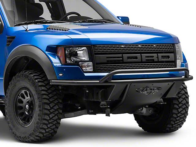 Addictive Desert Designs ADD Lite Front Bumper w/ Top Hoop (10-14 F-150 Raptor)