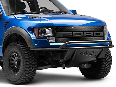 Addictive Desert Designs ADD Lite Front Bumper w/ Top Hoop (10-14 F-150 Raptor)
