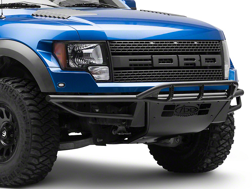 Addictive Desert Designs Race Series Front Bumper w/o Stealth Panels (10-14 Raptor)
