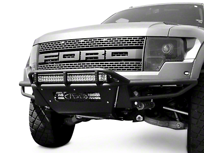 Addictive Desert Designs Race Series Front Bumper w/ Stealth Panels & Winch Mount (10-14 Raptor)