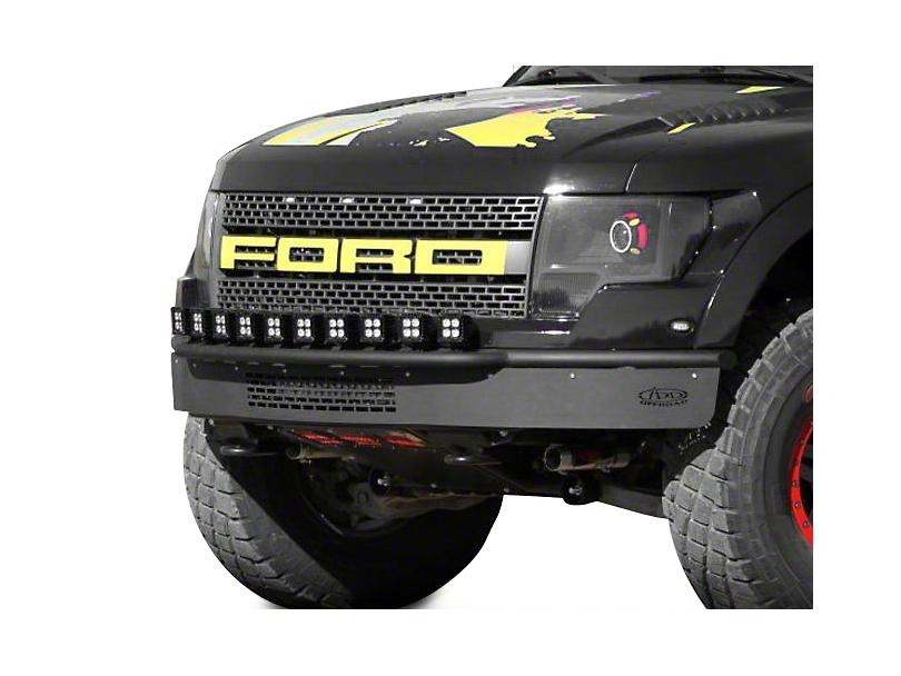 Addictive Desert Designs Race Series R Front Bumper w/ Plastic Valence (10-14 F-150 Raptor)