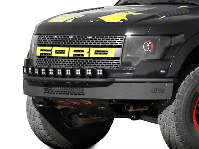 Addictive Desert Designs Race Series R Front Bumper w/ Plastic Valence (10-14 Raptor)