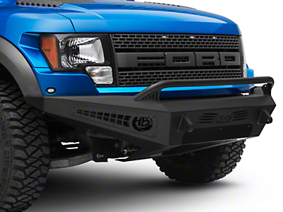 Addictive Desert Designs HoneyBadger Front Bumper (10-14 F-150 Raptor)