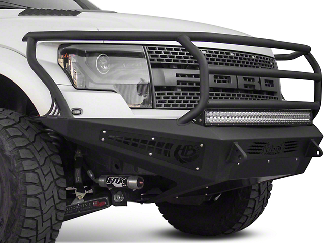 Addictive Desert Designs HoneyBadger Rancher Front Bumper (10-14 F-150 Raptor)