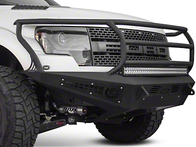 Addictive Desert Designs HoneyBadger Rancher Front Bumper (10-14 Raptor)