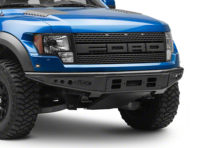 Addictive Desert Designs Venom Front Bumper w/ Winch Mount (10-14 F-150 Raptor)