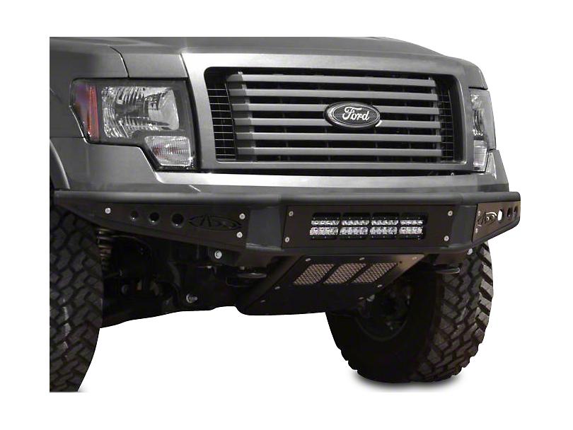 Addictive Desert Designs Venom Front Bumper w/ Winch Mount & w/o Stealth Panels (10-14 Raptor)