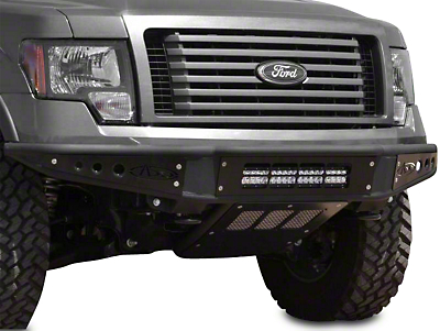 Addictive Desert Designs Venom Front Bumper w/ Winch Mount & w/o Stealth Panels (10-14 Raptor)