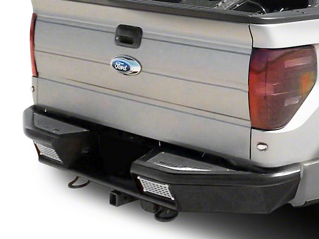 Addictive Desert Designs Stealth Fighter Rear Bumper (09-14 F-150)