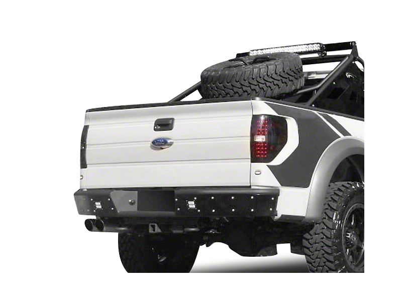 Addictive Desert Designs Stealth R Rear Bumper (09-14 All)