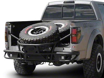 Addictive Desert Designs Race Series Tire Carrier Rear Bumper (09-14 F-150)