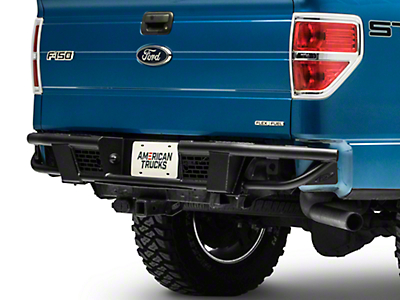 Addictive Desert Designs Race Series R Rear Bumper - Pre-Drilled for Backup Sensors (09-14 F-150)