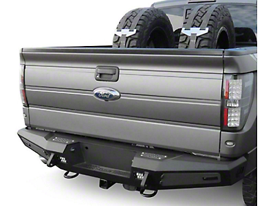 Addictive Desert Designs HoneyBadger Rear Bumper (09-14 F-150)