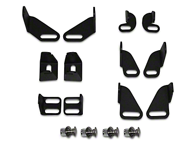 Addictive Desert Designs Universal Light Mount Kit (97-18 F-150)