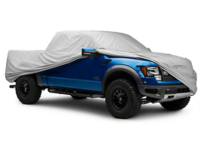 Covercraft WeatherShield Custom Fit Truck Cover (10-14 F-150 Raptor)