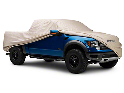 Covercraft Deluxe Custom Block-it 380 Truck Cover (10-14 Raptor)