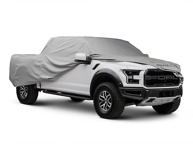 Covercraft WeatherShield Custom Fit Truck Cover (17-18 Raptor)