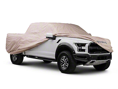 Covercraft Deluxe Custom Block-it 380 Truck Cover (17-18 Raptor)