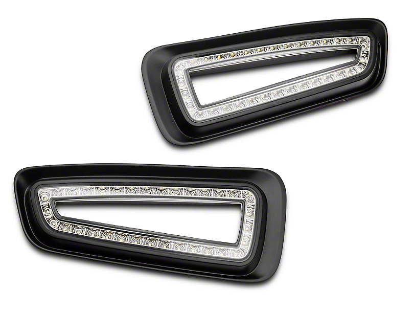 Axial F-150 LED DRL Fog Lights T532801 (10-14 F-150 Raptor) - Free ...